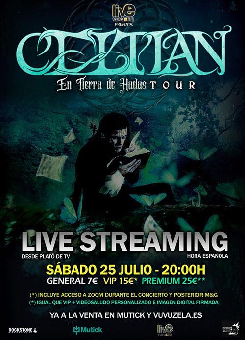 CELTIAN - Sábado 25 de Julio